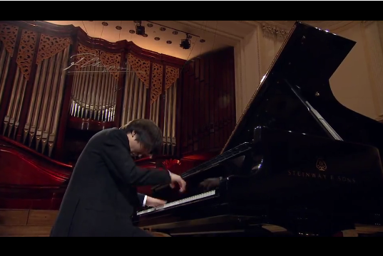 施坦威钢琴大赛_施坦威闪耀第十七届肖邦国际钢琴比赛舞台:赵成珍凭借施坦威
